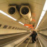 Metro v Budapešti
