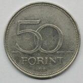 Měna v Maďarsku